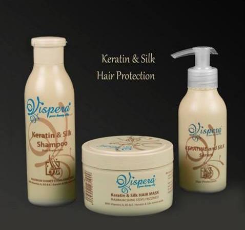Silk Keratin Serum Keratin Silk